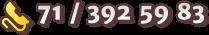 Numer telefonu (71) 392 59 83